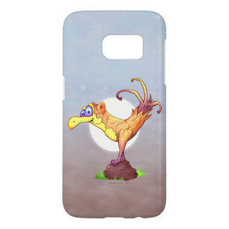 COUCOU BIRD CARTOON   Samsung Galaxy S7   BT Samsung Galaxy S7 Case