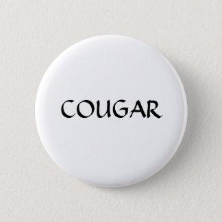 cougar 2 inch round button
