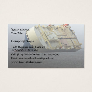 Cougar Ace Business Card