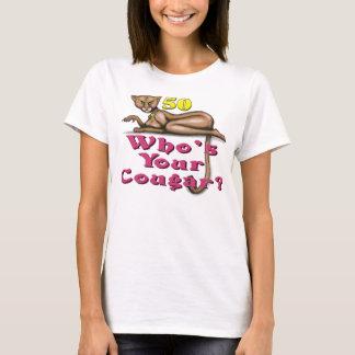 Cougar at 50 T-Shirt