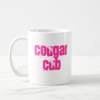 Cougar Cub Classic White Coffee Mug