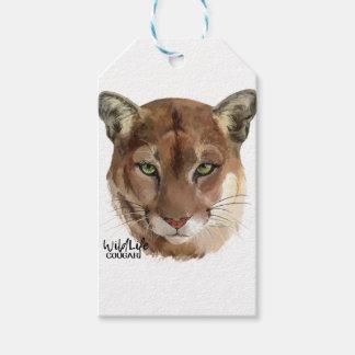 Cougar Gift Tags