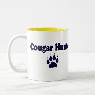 Cougar Hunter Coffee Mug