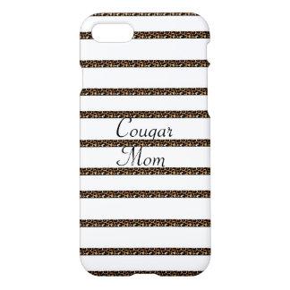 Cougar Mom iPhone 7 Case