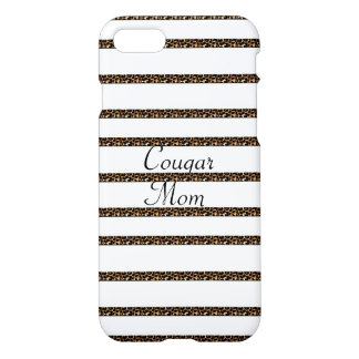 Cougar Mom iPhone 8/7 Case