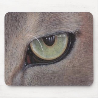 cougar mouse pad