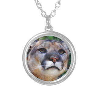Cougar Personalized Necklace