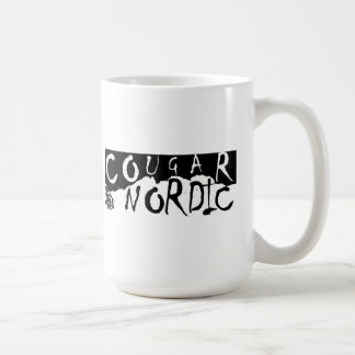 Cougar Nordic Gear Coffee Mug