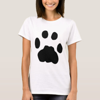 COUGAR PAW PRINT T-Shirt