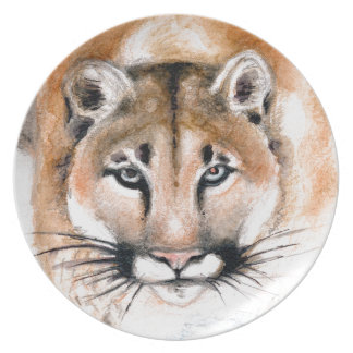 cougar plate