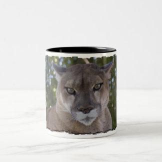 Cougar Pounce Coffee Mug