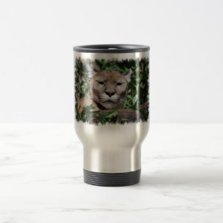 Cougar Predator Travel Mug