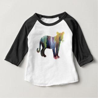 Cougar / Puma art Baby T-Shirt