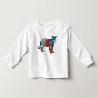 Cougar / Puma art Toddler T-shirt