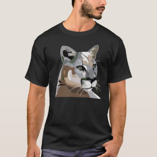 Cougar,Puma,Mountain Lion T-Shirt