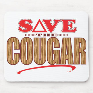 Cougar Save Mouse Pad