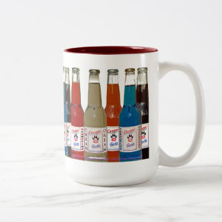 Cougar Soda Royal Bottle Mug