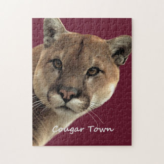 Cougar Town. Jigsaw Puzzle