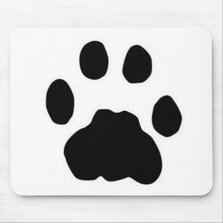 COUGAR TRACKS MOUSE PAD