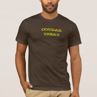 COUGAR TREAT T-Shirt