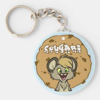 Cougari Key Chain