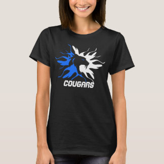 Cougars Blue T-Shirt