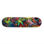Couleur haute plateaux de skateboards customisés