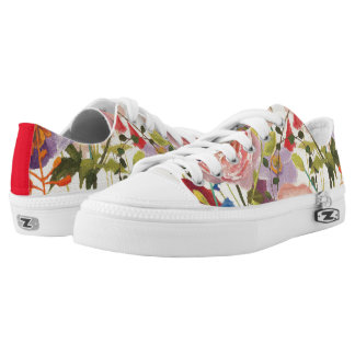 Couleur Printemps Low-Top Sneakers