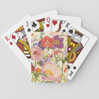 Couleur Printemps Playing Cards
