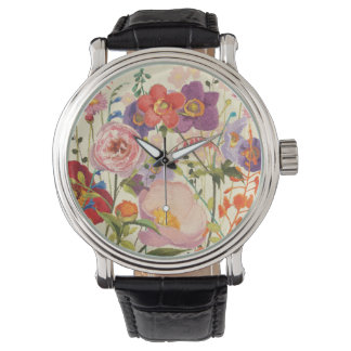 Couleur Printemps Wrist Watches