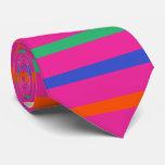 Couleurs de PixDezines do-it-yourself/rayures Cravate