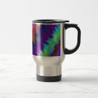 Couleurs mélangées mugs à café