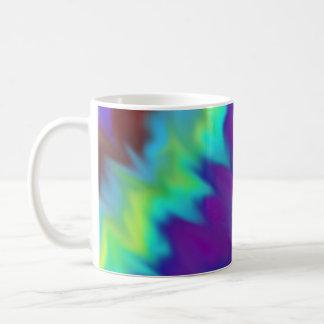 Couleurs mélangées mug