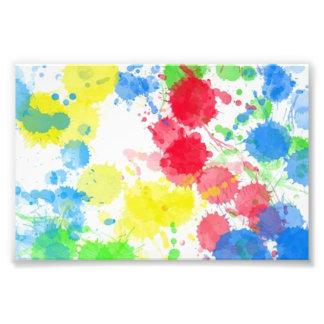 Couleurs pour aquarelle colorées à la mode mignonn