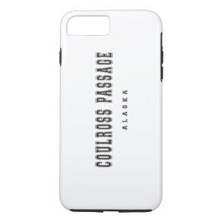 Coulross Passage Alaska iPhone 7 Plus Case