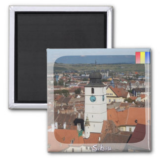 Council Tower Magnet
