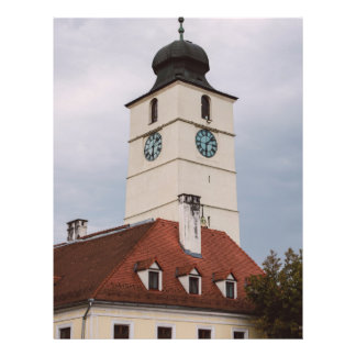 Council tower Sibiu Personalized Flyer