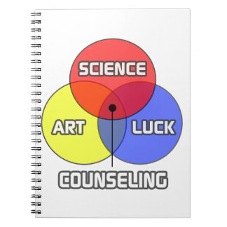 Counseling .. Science Art Luck Notebooks