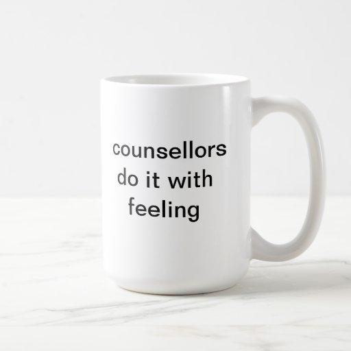 counsellors mug
