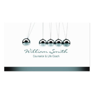 Counselor & Life Coach Pack Of Standard Business Cards