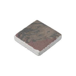 """Counselor"" Natural Stone Magnet"