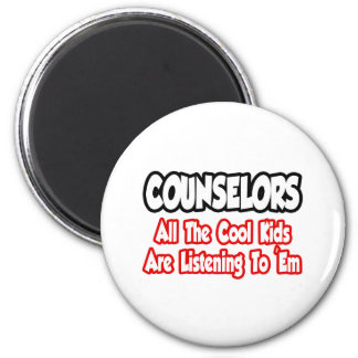 Counselors...All The Cool Kids Magnet