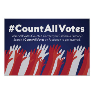 Count All Votes Poster