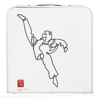 Count Beerpong TAEKWONDO DWICHAGI back kick Beer Pong Table