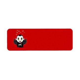 Count Cute® Avery Label Return Address Label