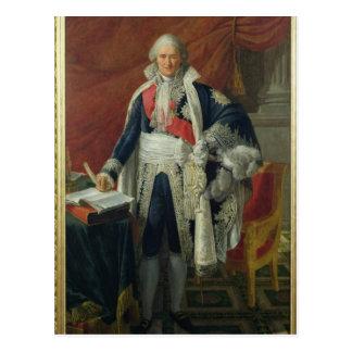 Count Jean-Etienne-Marie Portalis  1806 Postcard