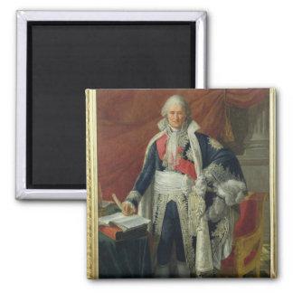 Count Jean-Etienne-Marie Portalis  1806 Square Magnet