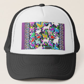 COUNT the birds animals butterfCli3y Trucker Hat