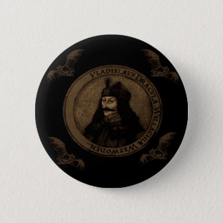 Count Vlad Dracula 2 Inch Round Button
