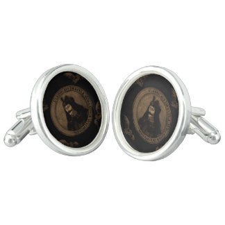 Count Vlad Dracula Cuff Links